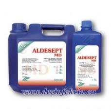Алдесепт МД за дезинфекция на инструменти и апаратура