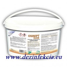 ОКСИСЕПТ Флоор 3кг. - препарат за почистване и дезинфекция
