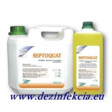 Септокват е препарат за почистване и дезинфекция на повърхности