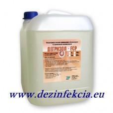ДЕГРИЗОЛ FCP Високопенлив за почистване и дезинфекция