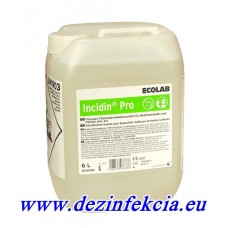 Инцидин Про - препарат за почистване и дезинфекция на повърхности