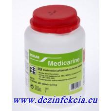 Медикарин - препарат за дезинфекция на миещи се повърхности