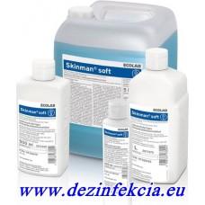 Скинман Софт за хигиенна и хирургична дезинфекция на ръце